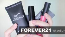 forever 21 cosméticos