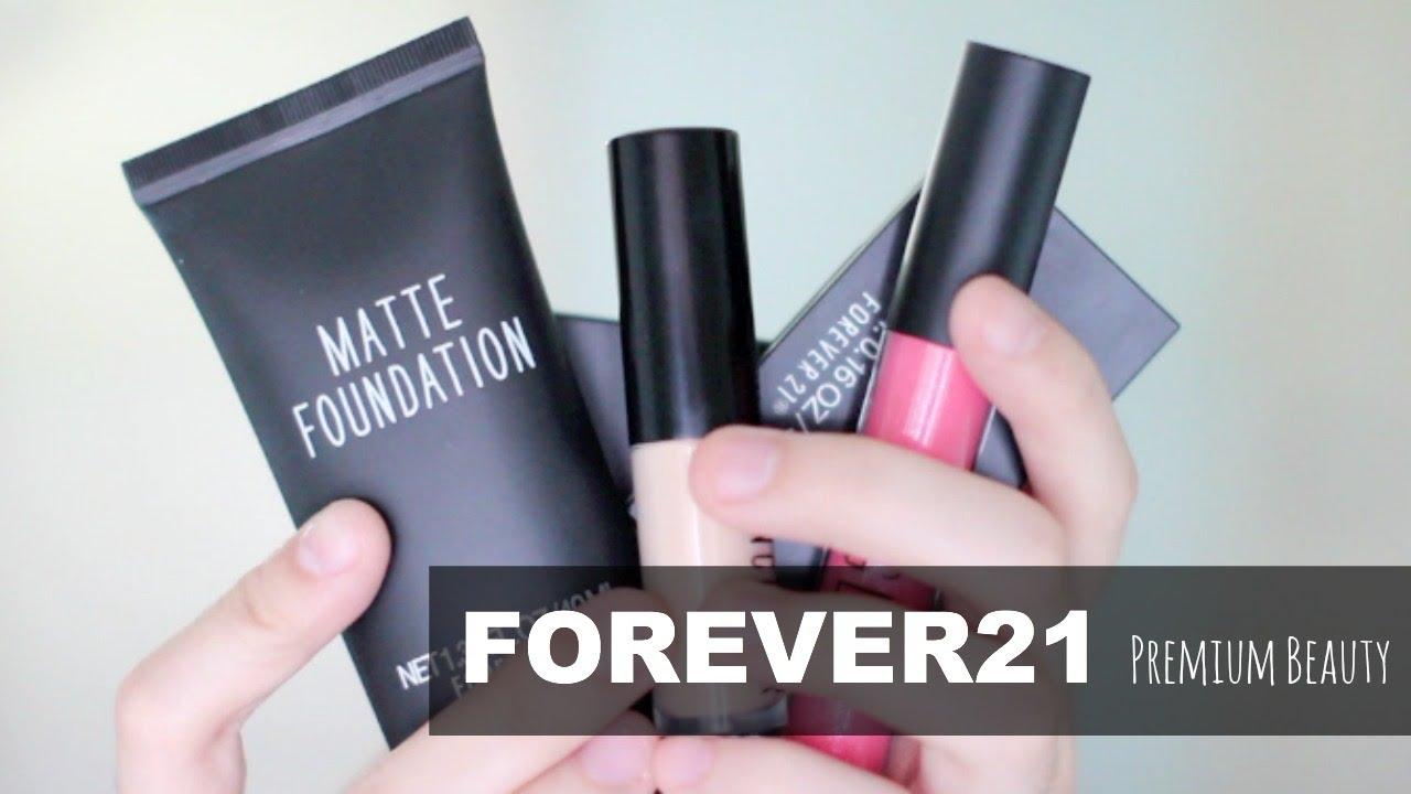 forever 21 cosméticos - Forever 21 planea abrir 10 tiendas de cosméticos en EE. UU.