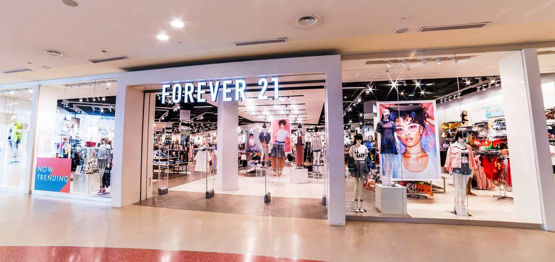 forever 21 madrid 2 - Forever 21 abre tiendas en Estados Unidos y se retira de Irlanda
