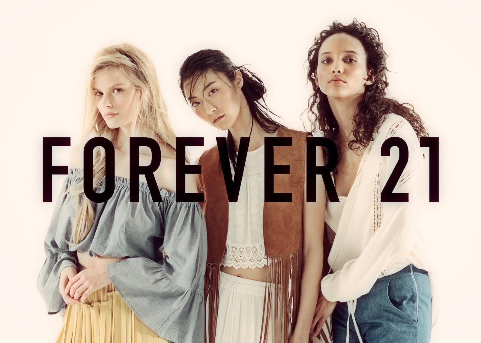 forever 21 mexico tienda