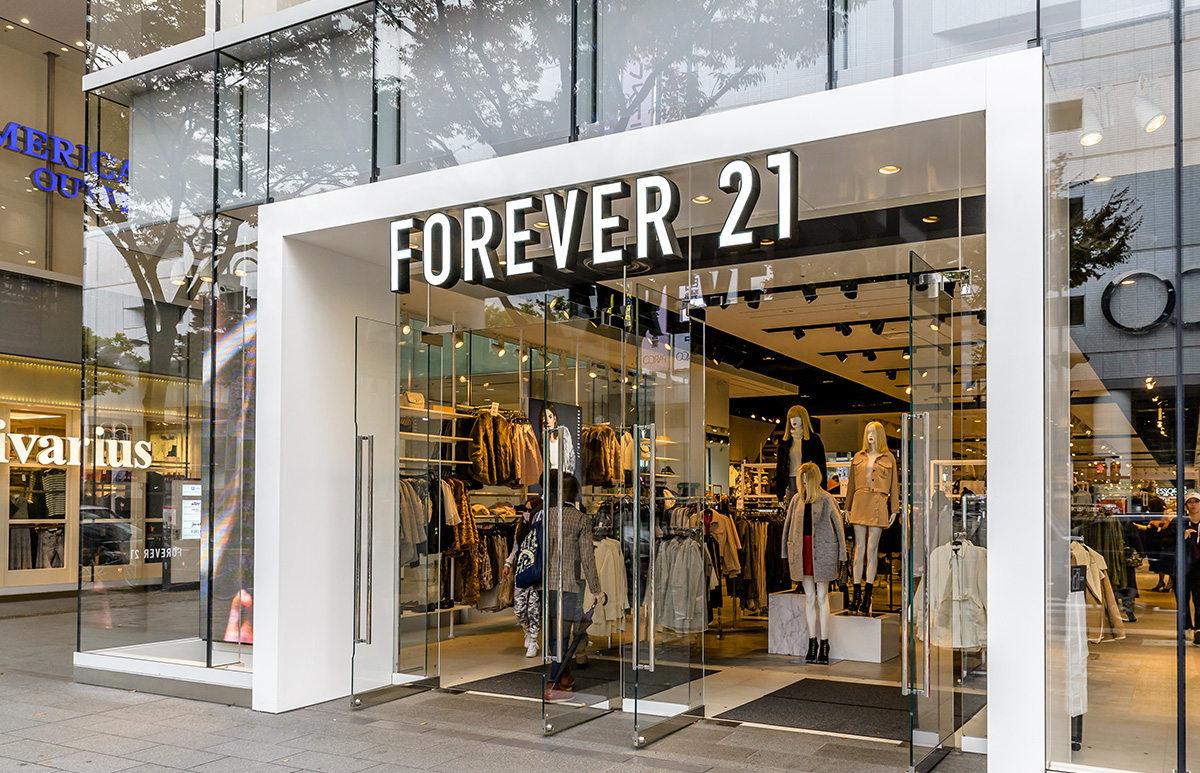 forever 21 mexico - Forever 21 se declara en bancarrota por alta competencia y auge de ventas online