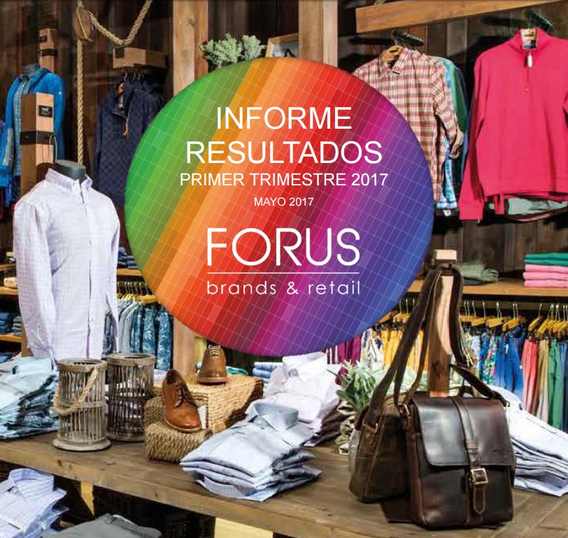 """forus mayo 2017 - Forus: """"Mantendremos nuestro foco en crecer y rentabilizar la operación actual"""""""