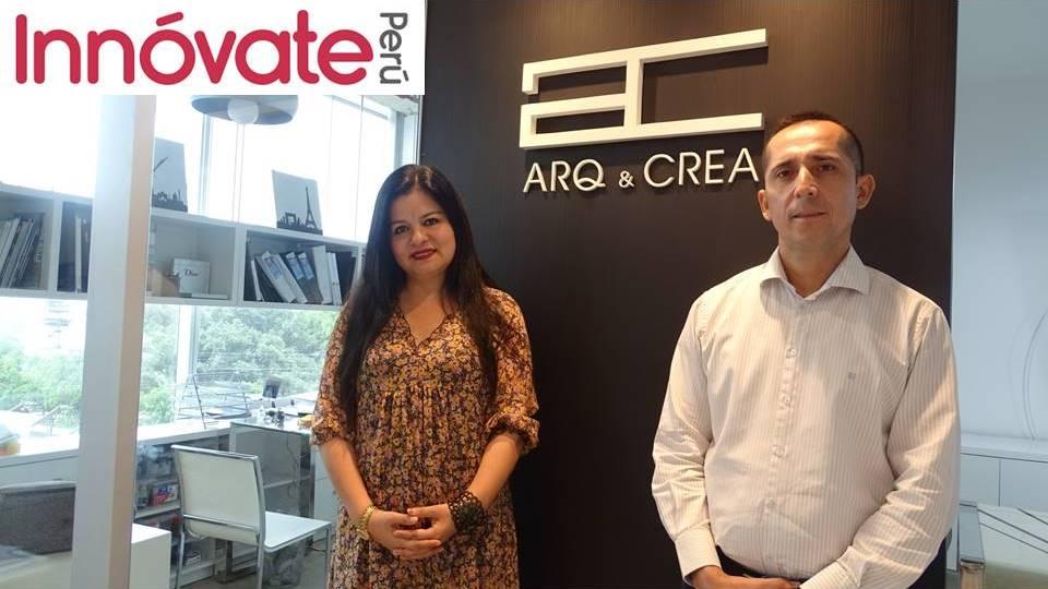 foto arq crea innovate - Arq & Crea fortalece sus servicios en el sector retail con certificaciones ISO - Innóvate Perú