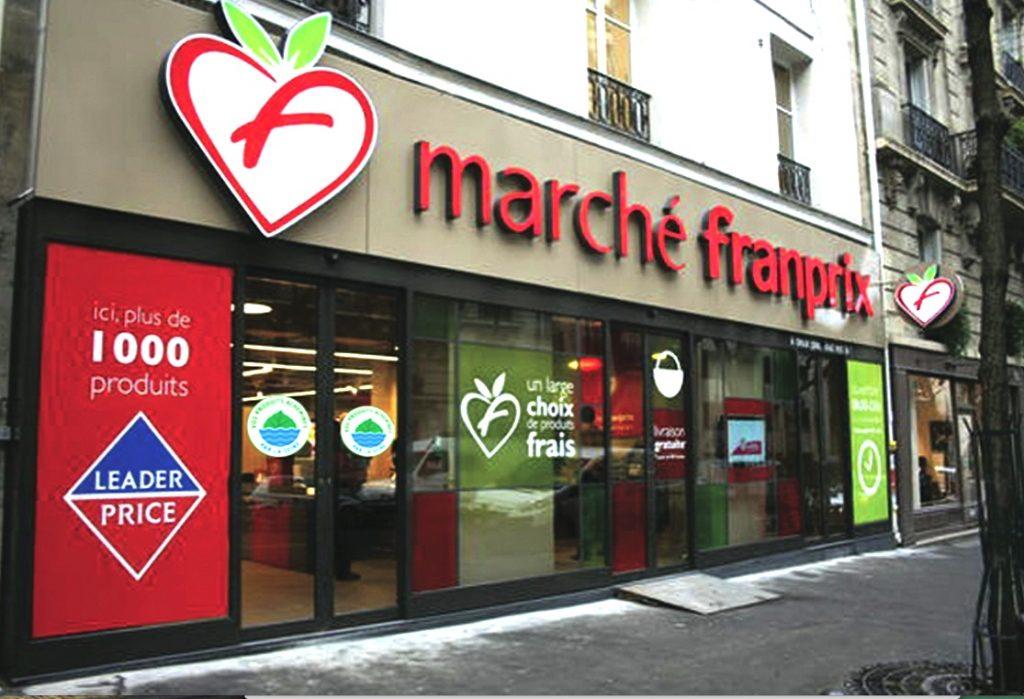 franprix - Minorista Casino abrirá su primer supermercado sin cajeros en París