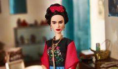 frida kahlo 2 240x140 - Mattel presenta la nueva Barbie de Frida Kahlo por el Día de la Mujer