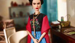 frida kahlo 2 248x144 - Mattel presenta la nueva Barbie de Frida Kahlo por el Día de la Mujer