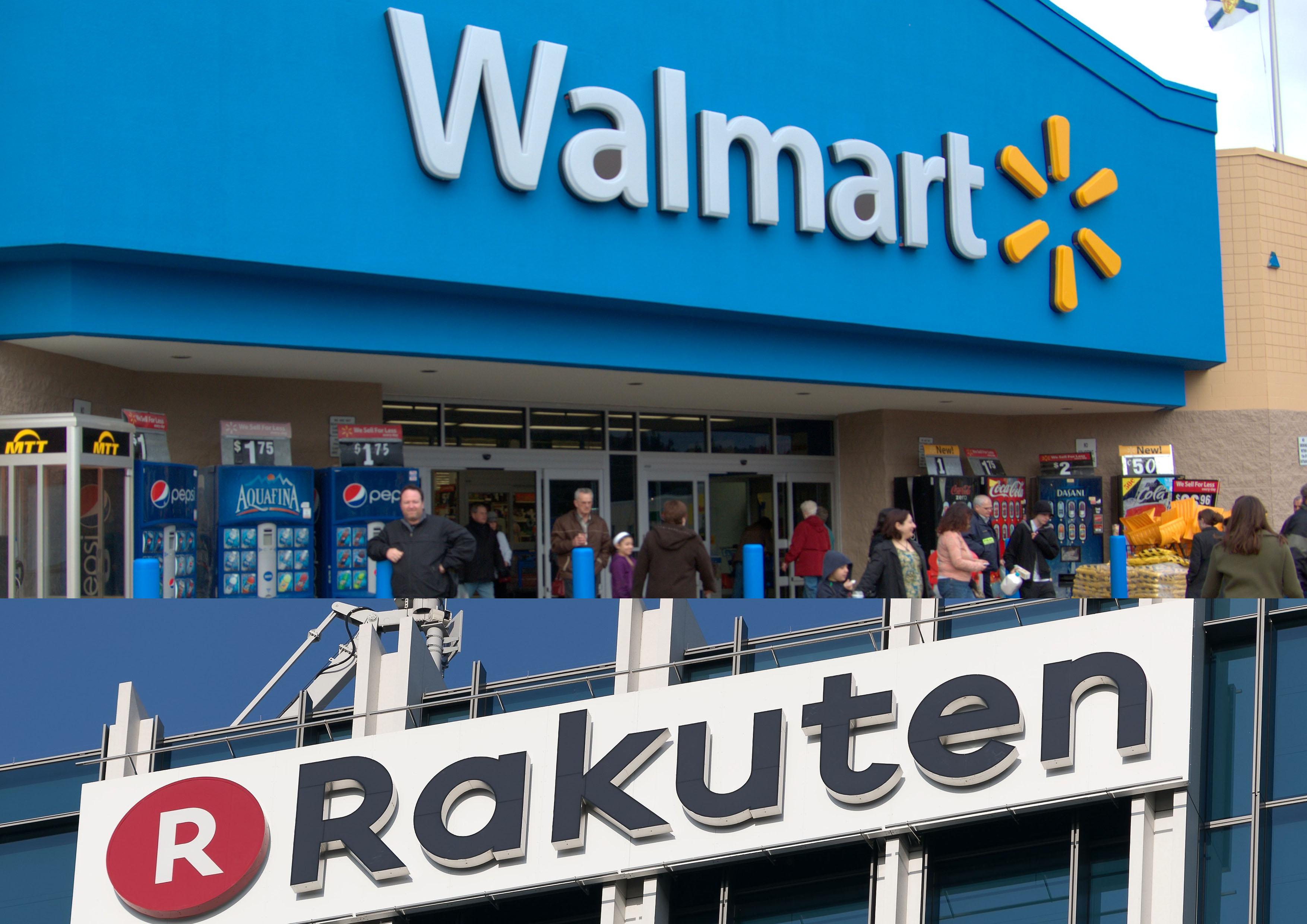 fusion - Walmart se alía con Rakuten para desafiar a Amazon