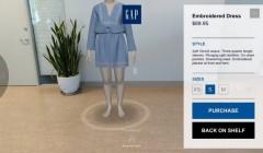 gap probador virtual 240x140 - Gap lanza su nuevo probador virtual