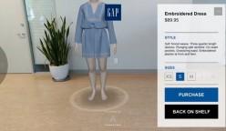 gap probador virtual 248x144 - Gap lanza su nuevo probador virtual