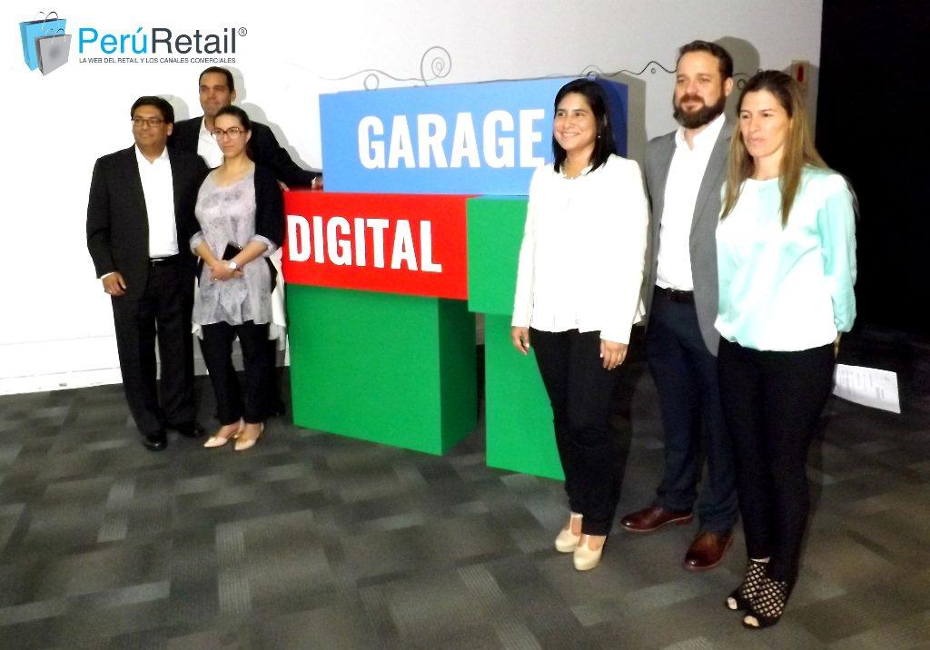 """garage digital 468 peru retail 1 - Google lanzó nueva plataforma """"Garage Digital"""" para el mercado peruano"""