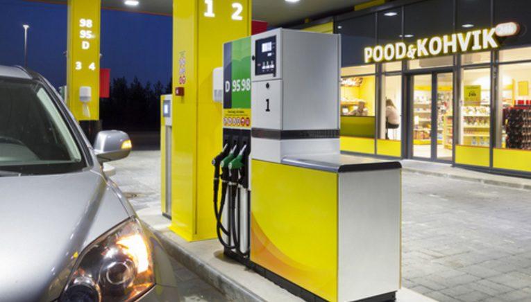 gasolinera conveniencia - Las tiendas de conveniencia cambian la cara a las gasolineras en Europa