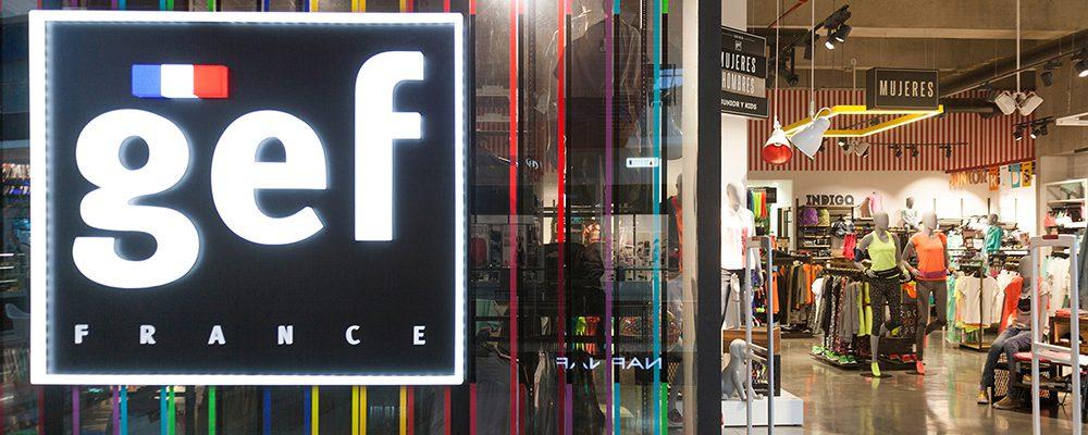 gef 2 - Marca de moda Gef, planea ingresar a Perú y Ecuador en el 2019