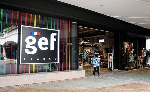 gef - Marca de moda Gef, planea ingresar a Perú y Ecuador en el 2019