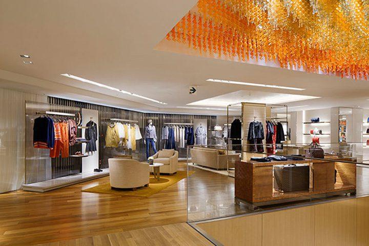 geometric plan - La importancia del visual merchandising en el retail