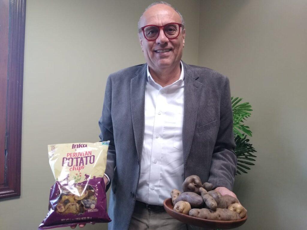 gerente inka crops 3 perú retail 1024x768 - El snack peruano que hace historia en los grandes retailers Walmart y Amazon