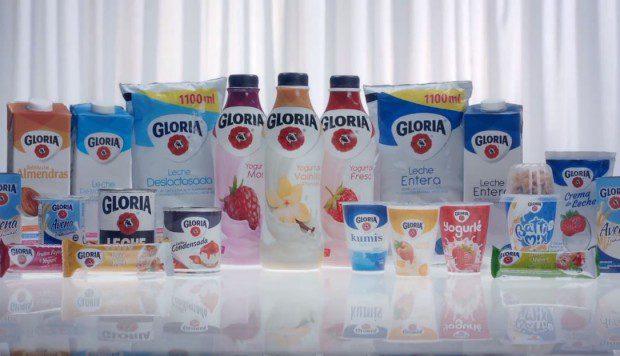 gloria productos 2 - Marca peruana Gloria lanza portafolio de productos en Colombia