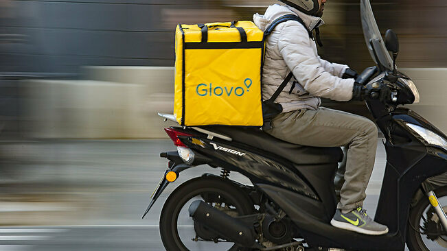 glovo compra pizzaportal - Ecuador: Crecimiento de apps de entrega es impulsada por extranjeros
