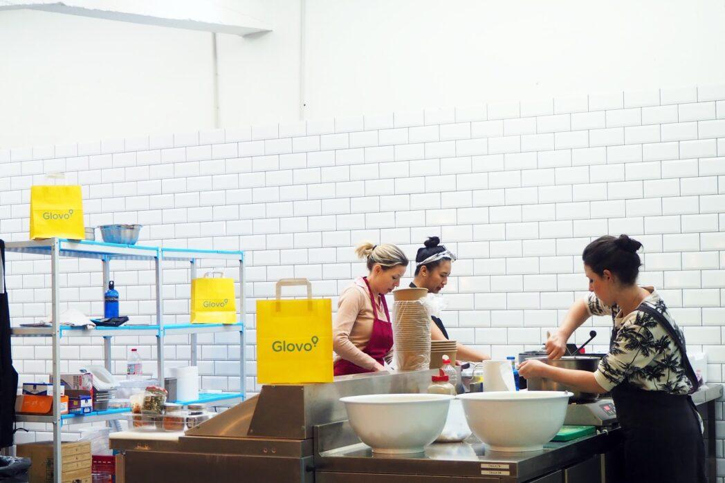 glovo cook room 2 - Expansión de Cook Room de Glovo en Perú, ¿qué significa esto?