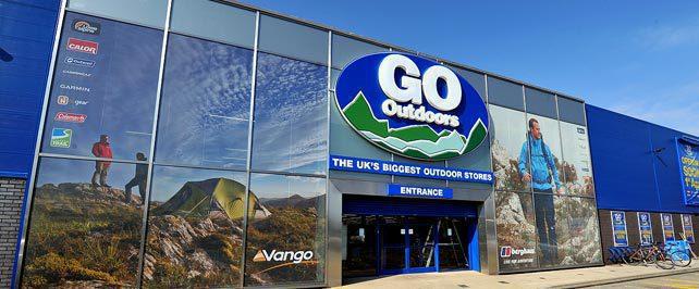go outdoors - JD Sports busca consolidar su liderazgo en Reino Unido