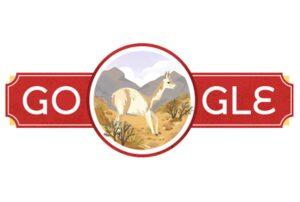 google doodle peru