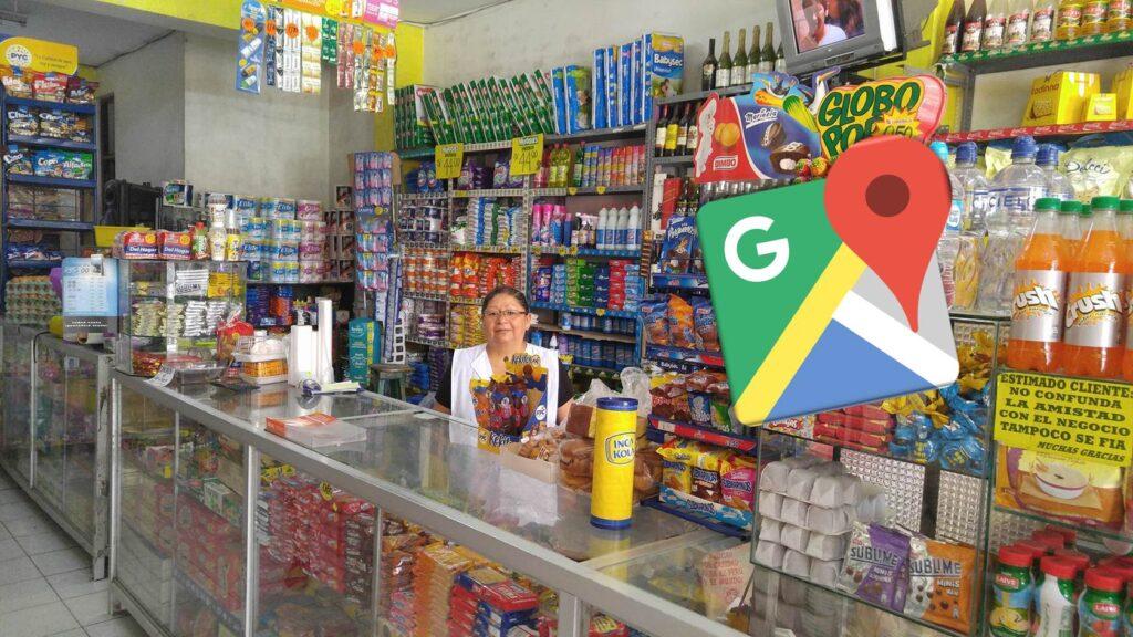 google maps bodega perú retail 1024x576 - Bodegas del Perú contarán con su propia aplicación de geolocalización