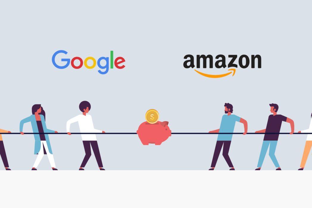 google vs amazon - Google enfrenta a Amazon con nueva herramienta que impulsa ventas online
