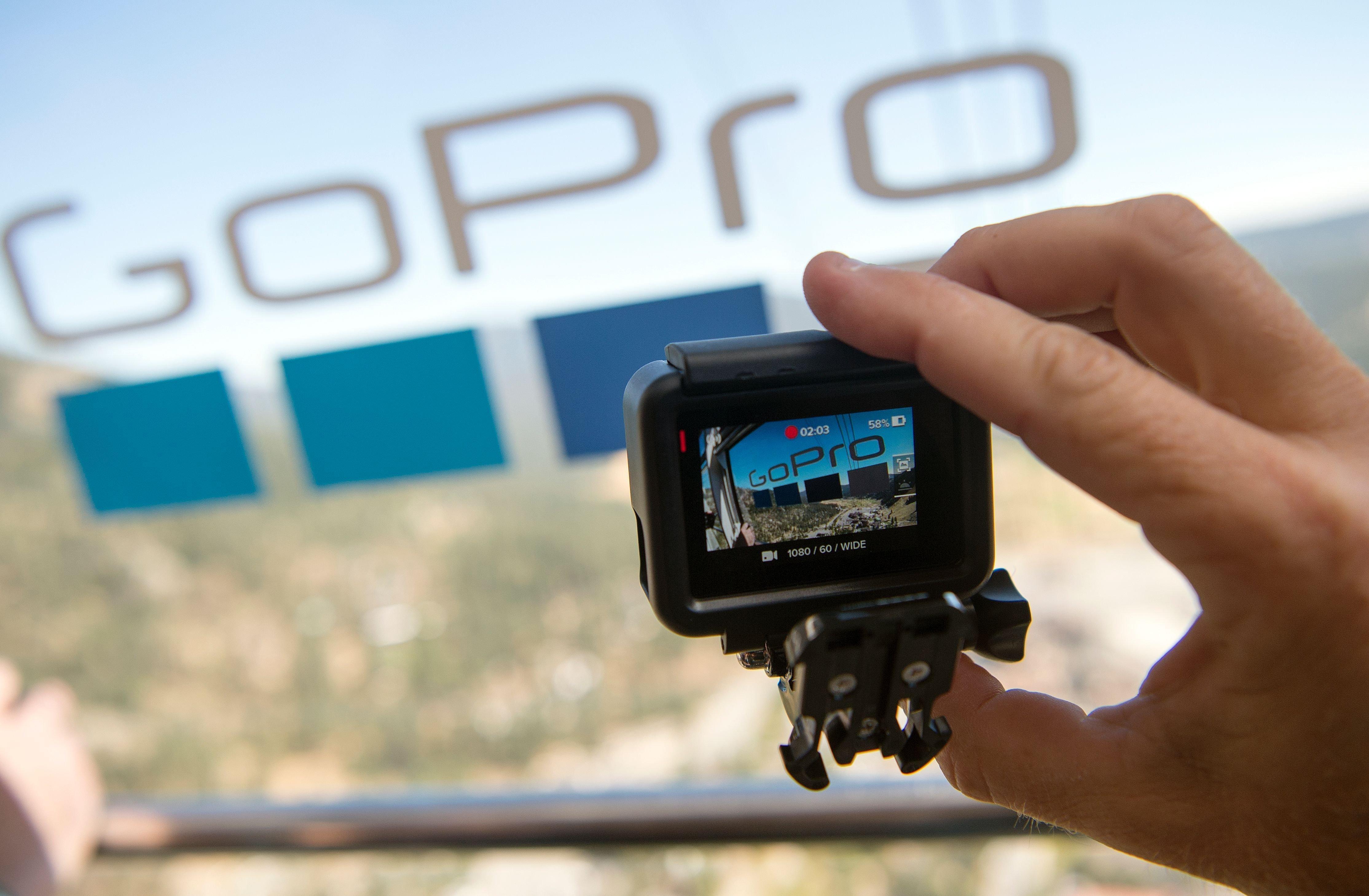 gopro - La caída de GoPro: despidos, retiro de drones y posible venta de la empresa