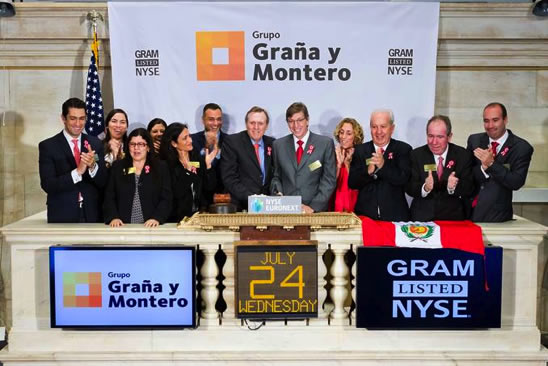 graña y montero - Renuncian las principales cabezas de Graña y Montero
