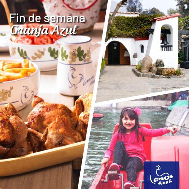 granja azul 2 640x639 - Perú: Granja Azul reabrirá sus puertas en el Boulevard de Asia