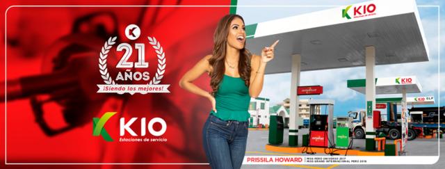 grifo kio 640x243 - Lima: KFC abre innovador Drive Thru en Lurín