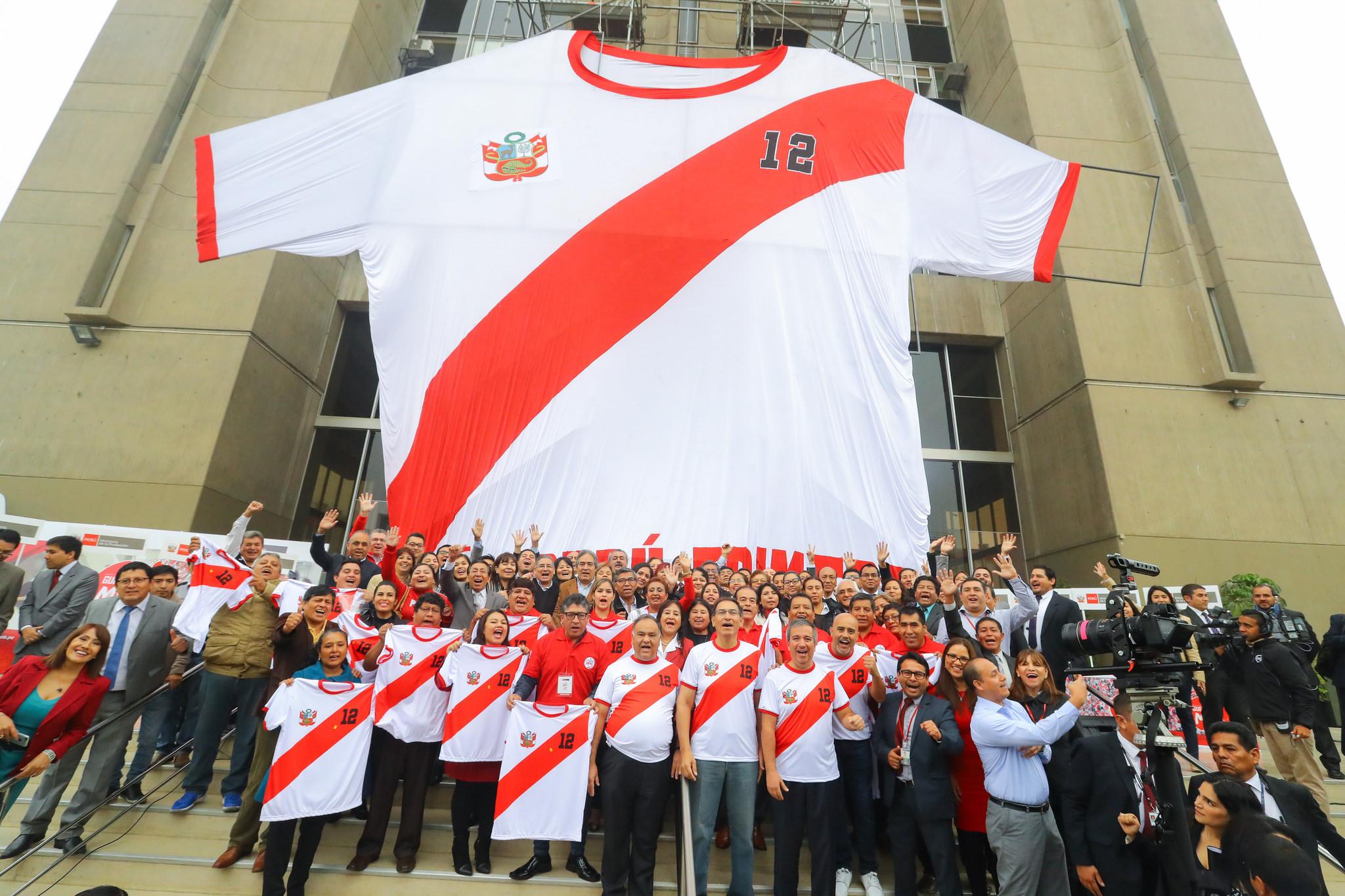 guerreros mype 2 - Perú: Guerreros MYPE busca impulsar la venta de camisetas de la selección