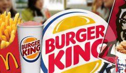 gyorséttermek fastfoods 248x144 - McDonald's, KFC y Burger King lideran el Top 100 de las mejores franquicias globales del 2018