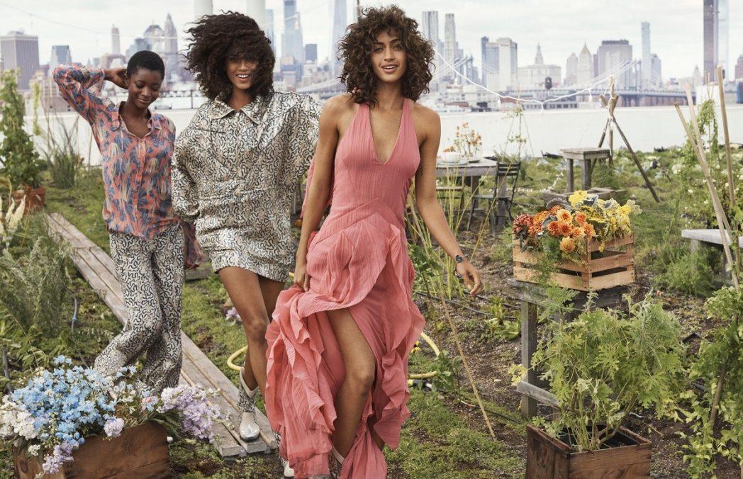 hM colección sostenible - H&M Conscious: La nueva colección de H&M hecha de piñas, algas y zumo de naranja