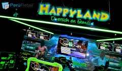 "happyland jockey plaza 1 Peru Retail 240x140 - Happyland abre ""pop up store"" de realidad virtual en el nuevo hall del Jockey Plaza"