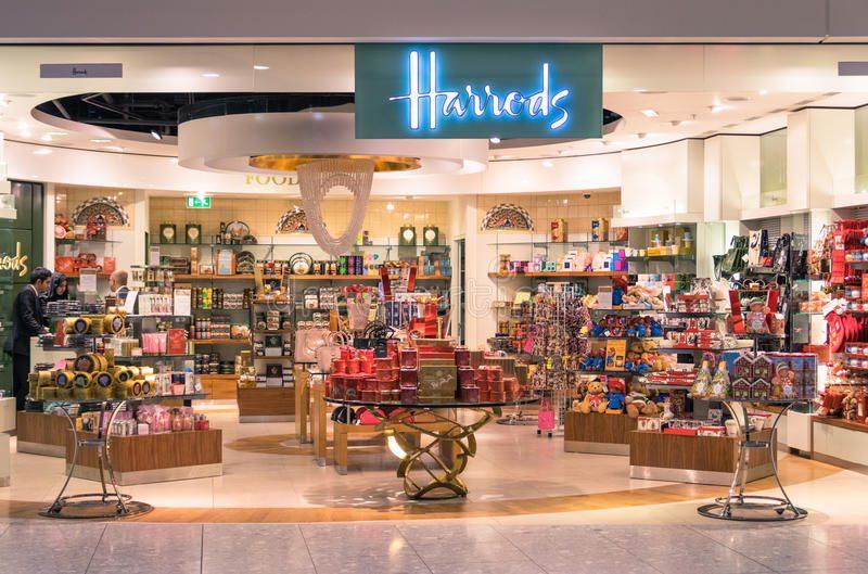 harrods - La urgente reinversión de las firmas lujosas de moda