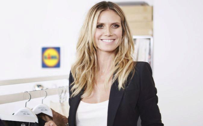 heidi klum lidl - Lidl contrata a Heidi Klum como diseñadora de la marca Esmara