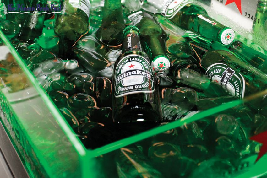 heineken - Grupo chileno Luksic adquiere el 51% de acciones de Bebidas Bolivianas