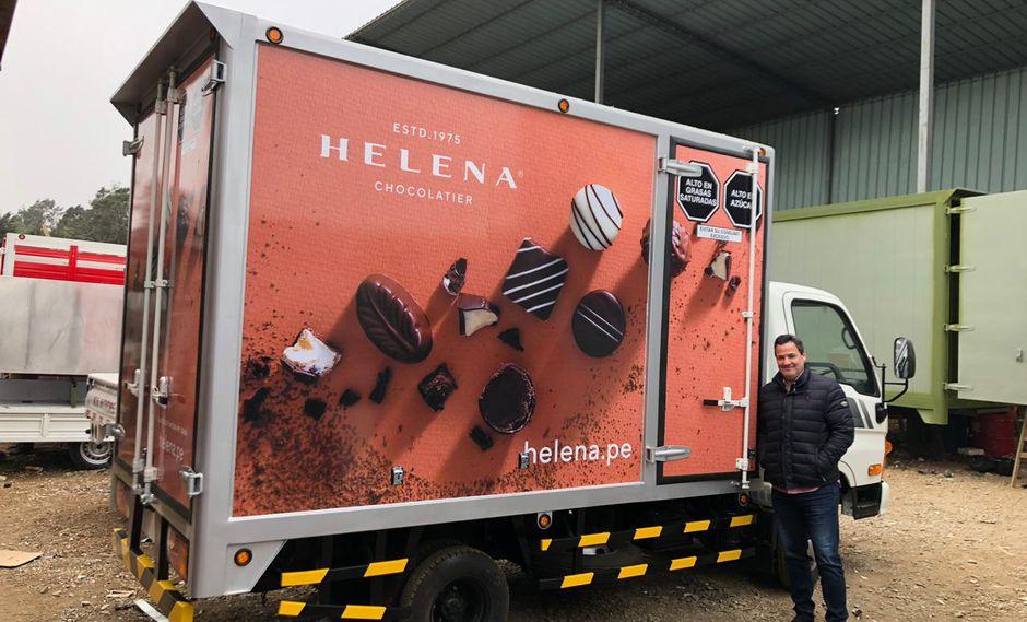 helena chocolatier fernando paniso - Empresa iqueña Helena Chocolatier llegará a España y Chile