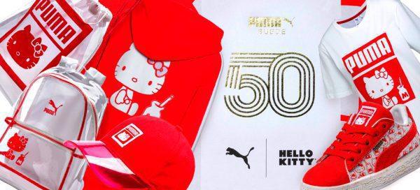 hellokitty puma 60272 - Puma se renueva y lanza colección de Hello Kitty