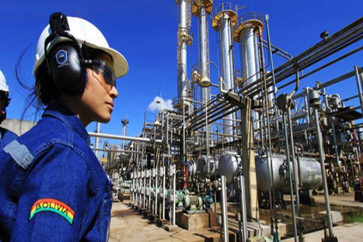hidrocarburos bolivia - Bolivia atraviesa desaceleración económica desde 2014, ¿y el PBI en crecimiento?
