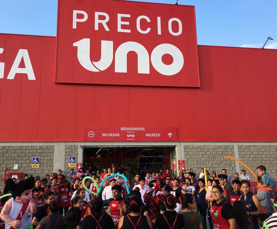hiperbodega precio uno tienda sullana 1 - Perú: Supermercados, el canal que más crecerá en 2020