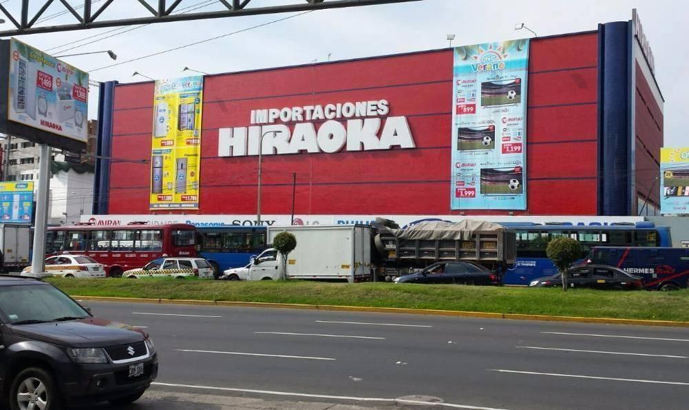 hiraoka 1 - Hiraoka, un bazar de Huanta que se convirtió en una cadena de tiendas