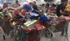 histeria supermercados 240x140 - La histeria colectiva en los supermercados y sus implicancias