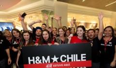 hm euforia hm 240x140 - H&M abrirá dos nuevas tiendas en Chile el 2017