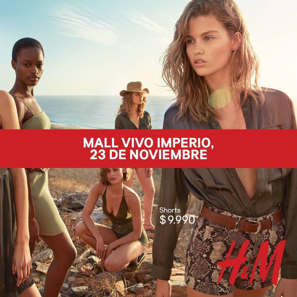 hm mall vivo imperio 1024x1024 - Mall Vivo Imperio abre con H&M en Chile