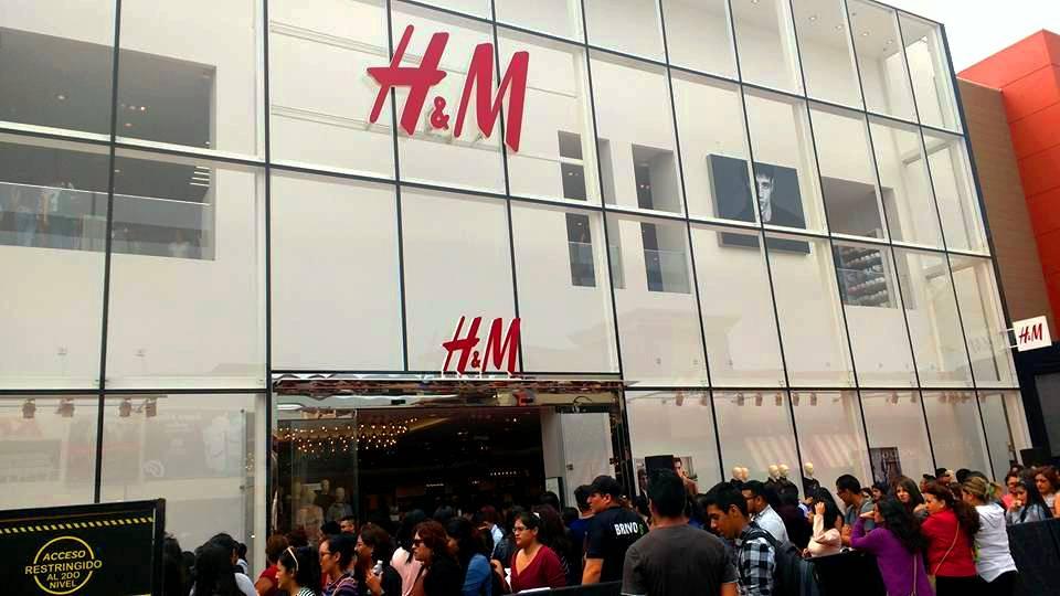 hm trujillo 2 - Perú es el 2º mercado de mejor evolución de ventas para H&M en Latinoamérica