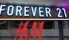 h&m vs forever 21