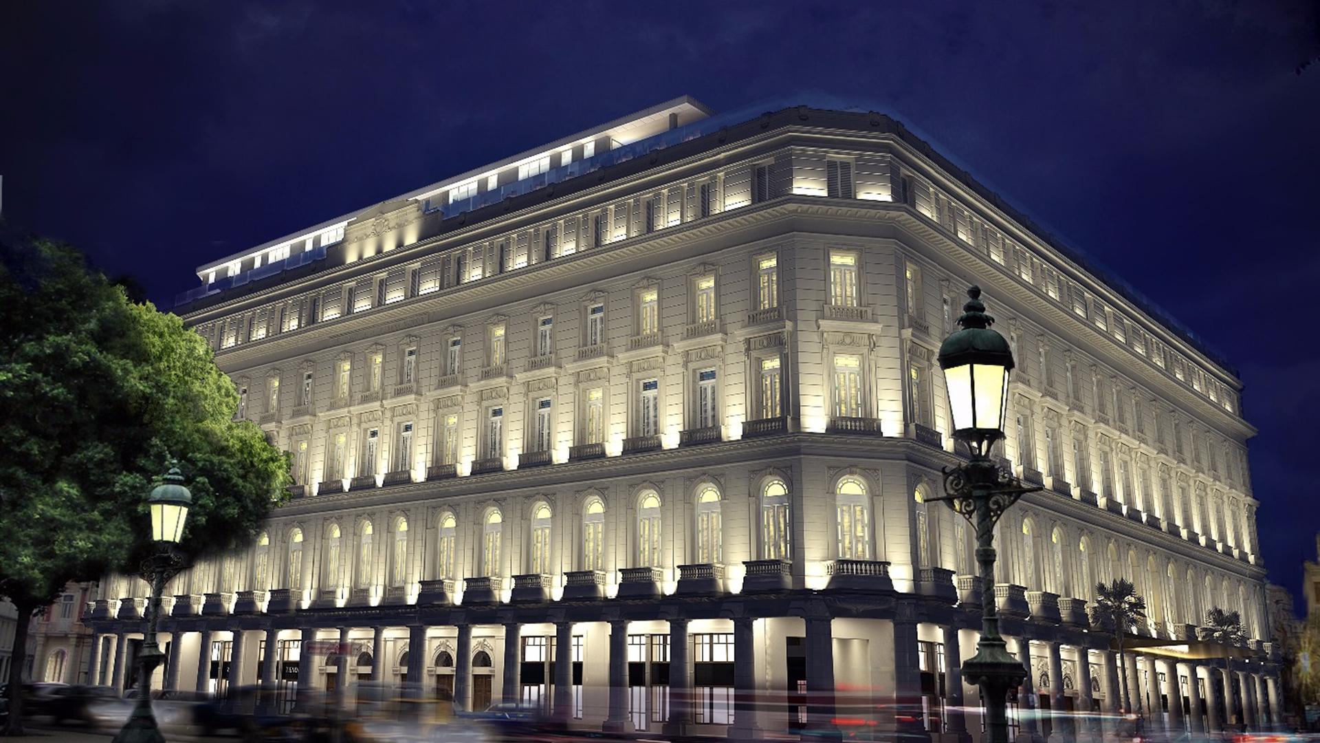 hotel cuba 'Manzana Kempinski' - Cuba abrirá su primer hotel de lujo con tiendas de Mango, Gucci y Lacoste
