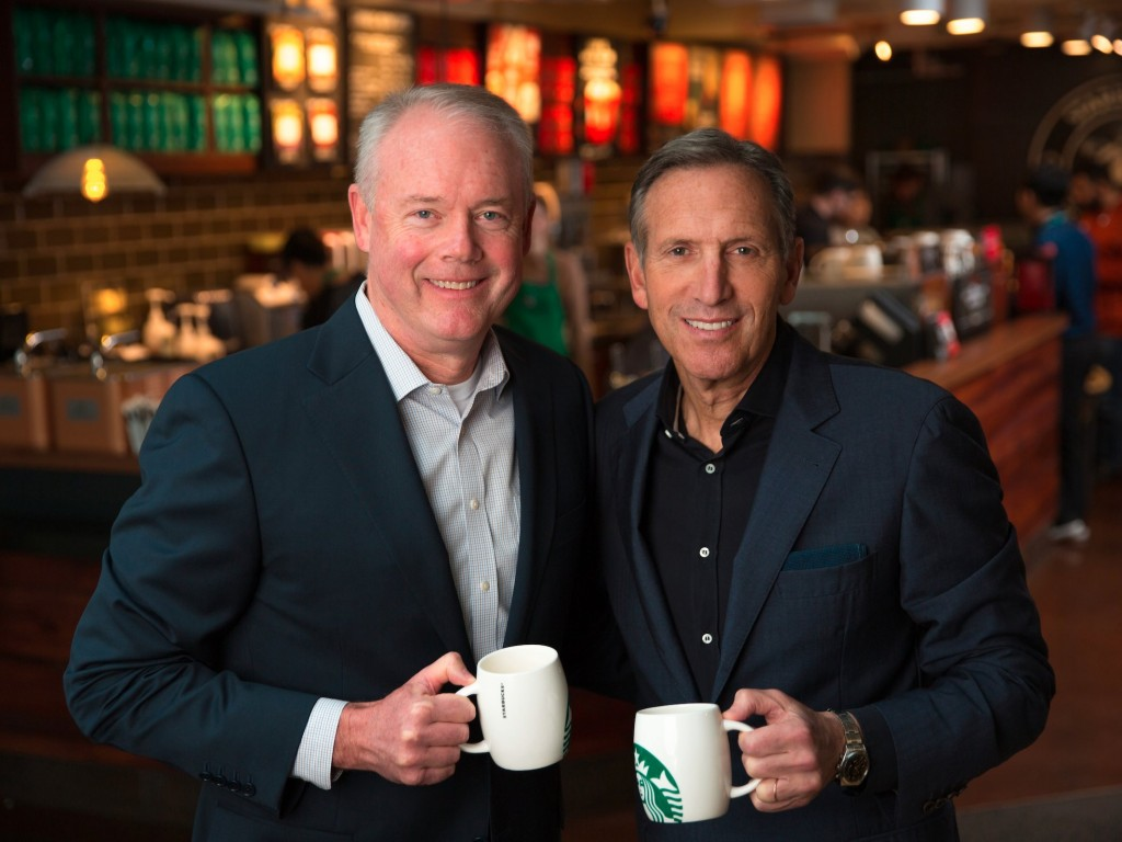 howard-schultz-and-kevin-johnson