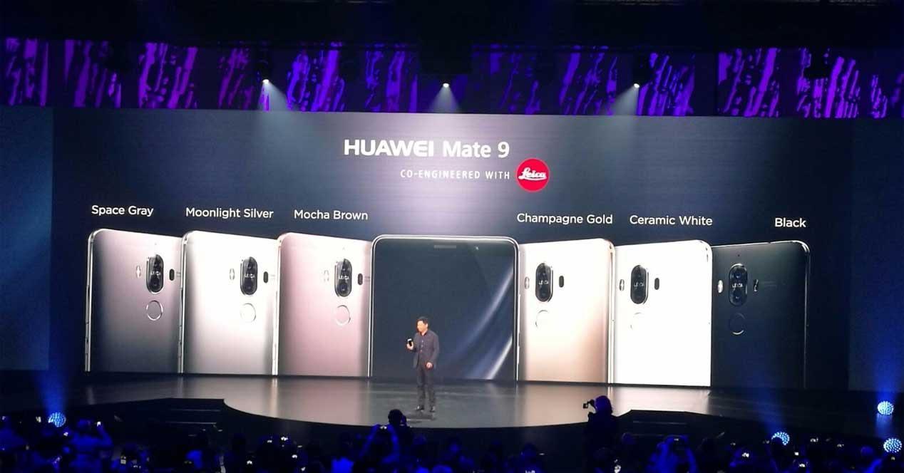huawei ces 2017 - Huawei se asocia con Google y Amazon para crear su nuevo móvil